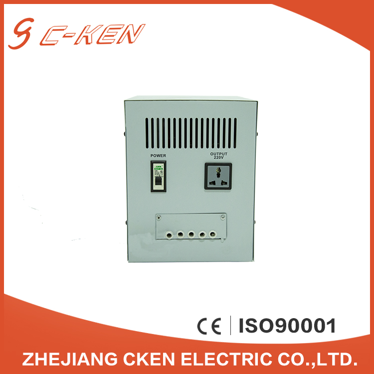 Cken 50Hz/60Hz Frequency 2KVA Low Voltage Whole House Automatic Voltage Stabilizer
