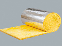 house roof and outside walls insulation cheap glass wool blanket