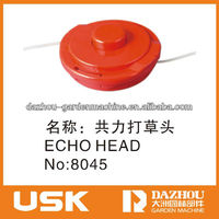 Brush cutter spare parts grass trimmer echo trimmer head