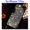 Epoxy Dripping Starry Pattern Accessory for iPhone 7 Plus Cover Case