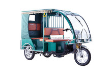 Bangladesh motor engine passenger electric bicycle with 6 seats