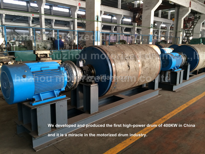 best drum motor price for belt conveyor made in china, the most powerfull china supplier motorized pulley
