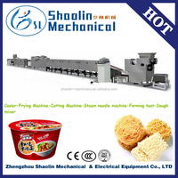 Hot sell fired noodles making machine with lowest price