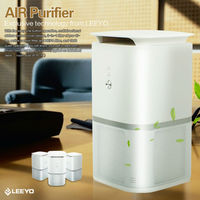 Electric air freshener machine mini air purifier