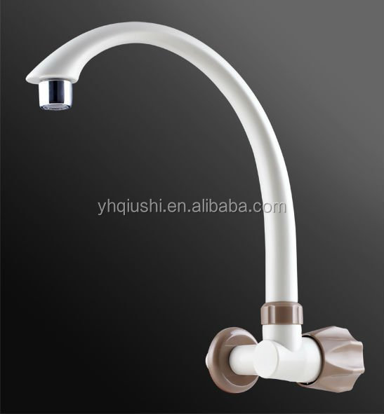 China exporters new design plastic water taps/kitchen taps