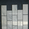 Popular Oriental White Statuary White Polished Marble Tile for Wall