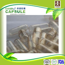 best price free sample 0 clear empty veggie capsules