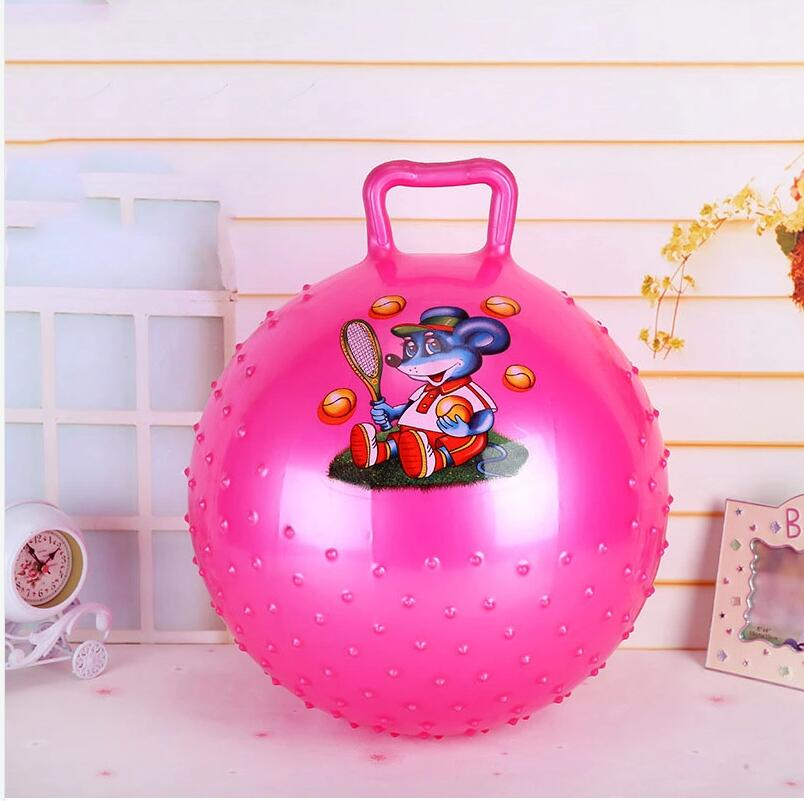 Animal puffer ball clear inflatable bouncing small rubber balls floating small cricket rubber ball