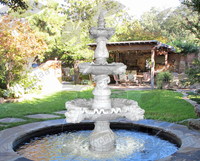 Water Fountain Bases For Garden Decoration VSF-N028C