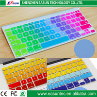 High quality silicone keyboard cover for MacBook 13 Air Pro Retina