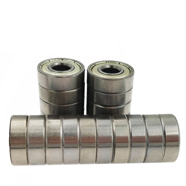 Chinese supplier bearing 608 ZZ 608 RS/2RS ball bearings sizes 8*22*7 mm