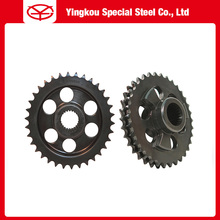2017 hot sale sprocket and pinion with super quality for certificates