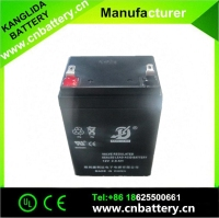 12v 2.6ah rechargeable SLA battery for portable electric car