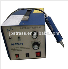 portable machine used for rhinestone hot fix setting and welding process ,ultra-sonic rhinestone machine stone hot fix