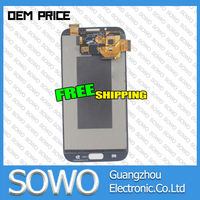 high quality good price lcd for samsung note 2, high copy for samsung galaxy note 2 t889 lcd with digitizer assembly
