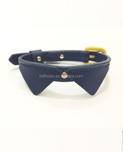 hot selling competitive price wholesale dog collars plain leather
