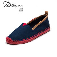New women shoes 2015, cheap espadrille shoes colorful jute sole