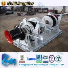 high efficiency 30 ton electric anchor winches for boats