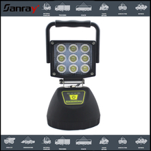 12V 24V Led Handheld Work Light Rechargeable Led Home Emergency Light