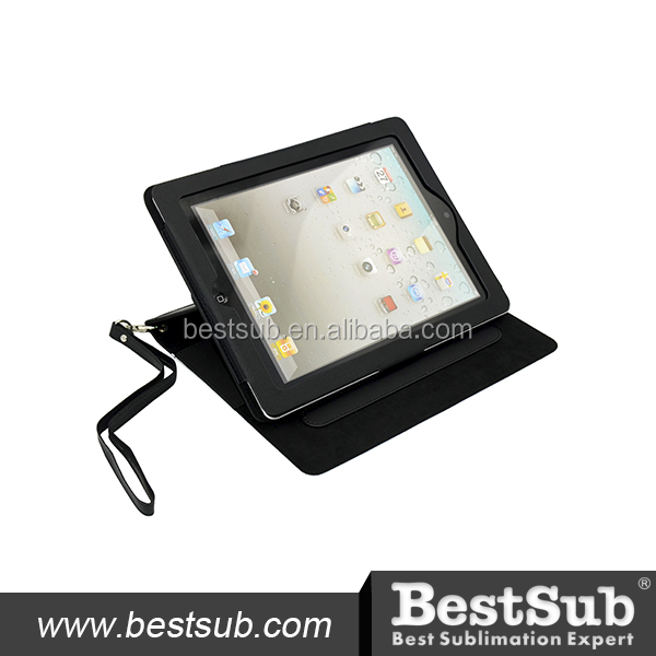 BestSub New Arrival Strapped Rotatable Case, Case for iPad (IPD19)