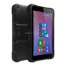 8 Inch Screen Intel Quad core CPU 2GB RAM 32GB ROM 3G Windows10 Waterproof Tablet with barcode scanner WinPad W86