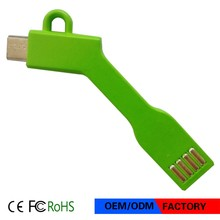 Portable mini usb cable for iphone and android hot selling factory price promotional micro usb cable charging