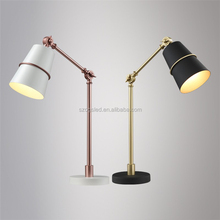 European Desk Lamp Swing arm Kids Reading Table Lamp