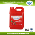 5L new packaged dishwashing liquid for supermarket