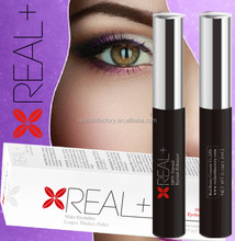 Professional cosmetics lots for natural eyelash growth care REAL PLUS eyelash enhancer