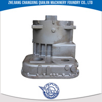 Transmissions production high quality ZL40 stainless steel 316 casting