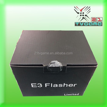 New Packing Original E3 Flasher limited For PS3,include total 11parts