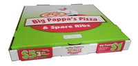 Couponabox - Quality custom printed pizza boxes