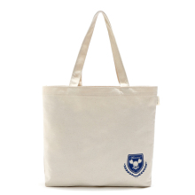 Excellent quality stylish plain blank canvas tote bag