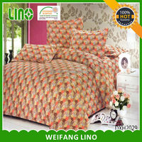 bedspread fabric/ microfiber quilt/ patchwork bed sheet designs