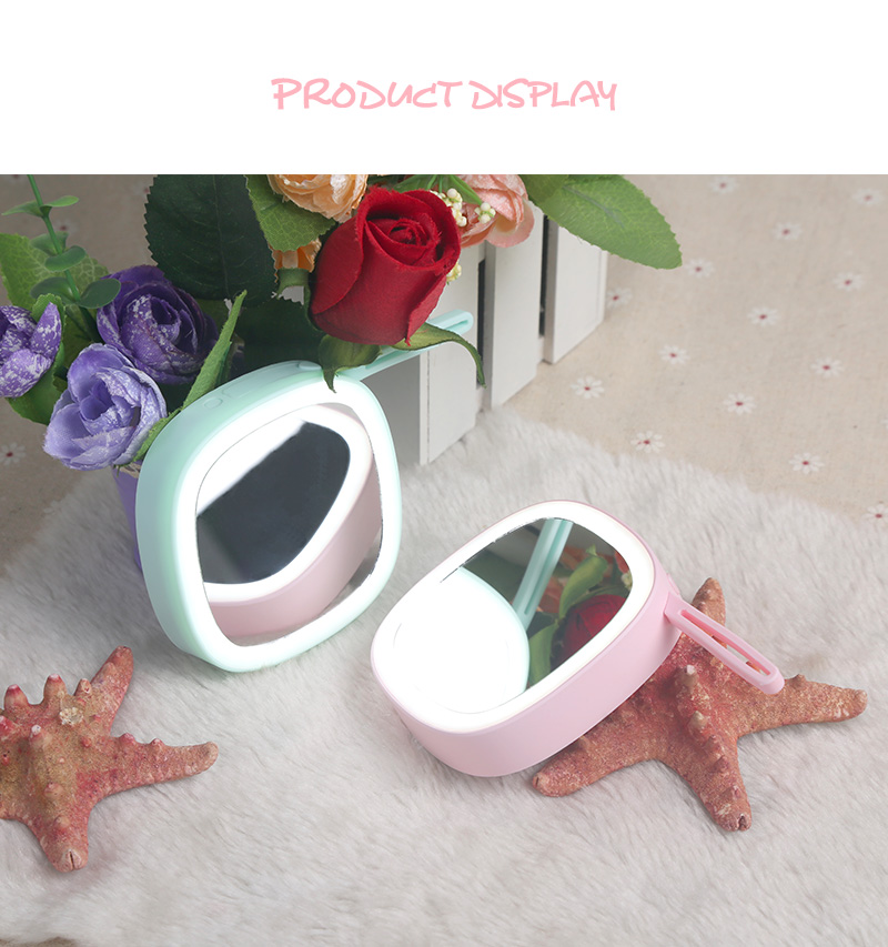 Wholesale portable beauty mobile phone selfie ring light with 32 led bulbs