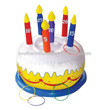 Costume Inflatable Birthday Cake Model