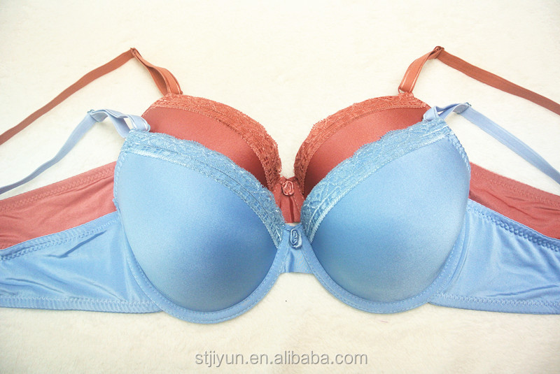 Wholesale Lingerie Supplier Hot Selling Ladies Bra Girls Sexy Undergarments
