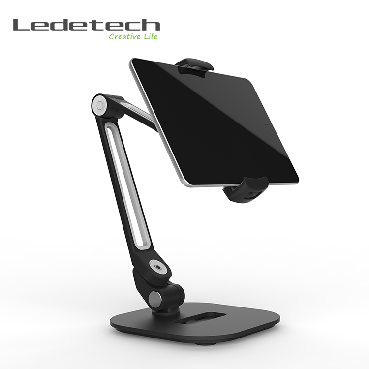 Multi-functional useful kitchen desk sofa bed living room detachable head mobile cell phone stand