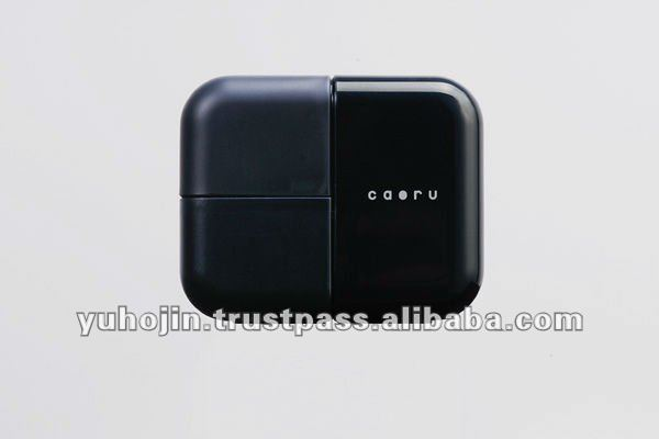 Ultrasonic Aroma Diffuser Caoru Mobile Black LED