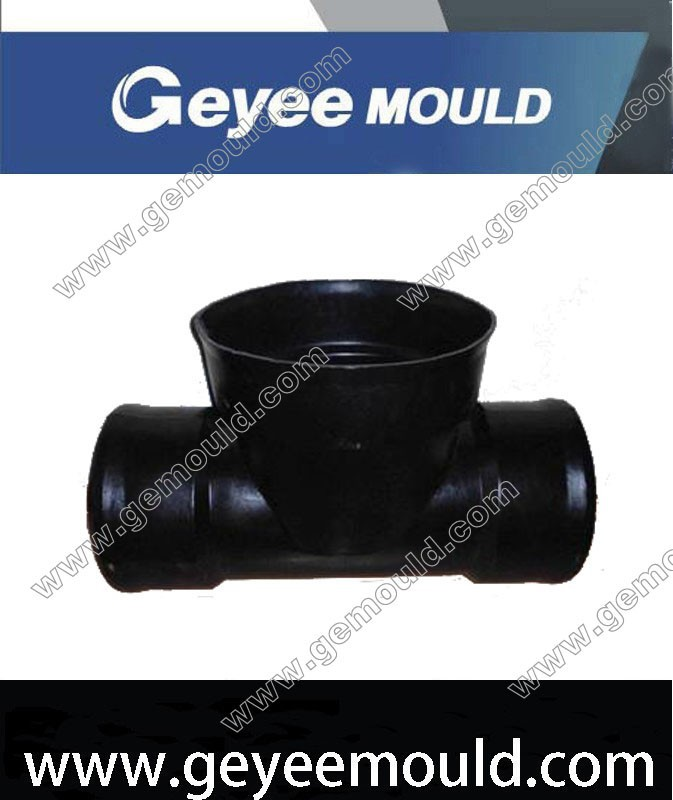 plastic sewage inspection chamber/well mould