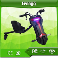 New passenger three wheel bicycle scooter Freego cheap 3 wheel motor scooter