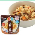 Emergency food Satake 'Magic Rice' Preservative Japanese subgum steamed rice 100g