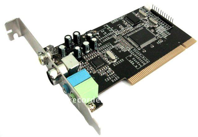 TV Tuner Card with FM