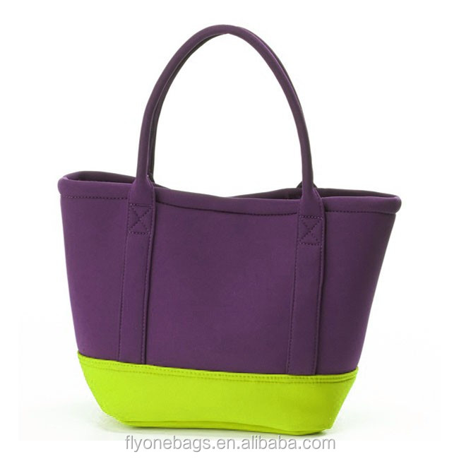 waterproof neoprene tote bag