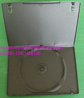 Black dvd case Single 7mm