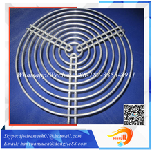 Elegant appearance with fine price metal fan guard industrial motor fan part