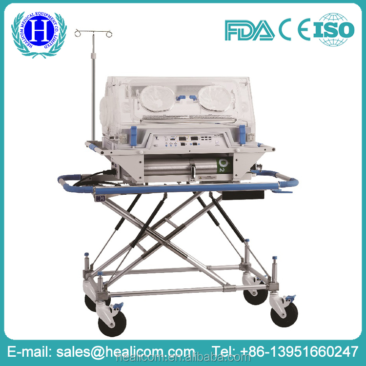 High quality Hospital neonatal intensive care infant incubator with low price