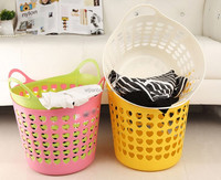 Basket365 Baby Available High Quality Plastic Round Storage Baskets