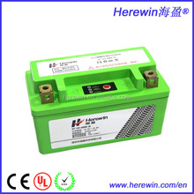 Online china supplier wholesale long cycle life motorcycle li-ion battery pack 12v battery