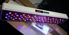 Dimmer Timer two channel LED Aquarium Light 216W full spectrum